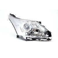 Передние (правая) Avensis альтернативная тюнинг оптика фары на для TOYOTA Тойота Avensis 2009- правая H11/HB3, эл. рег.