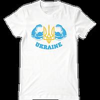 Патріотична Футболка Ukraine