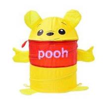 Корзина для игрушек Winnie the Pooh GFP-001(POOH) в сумке