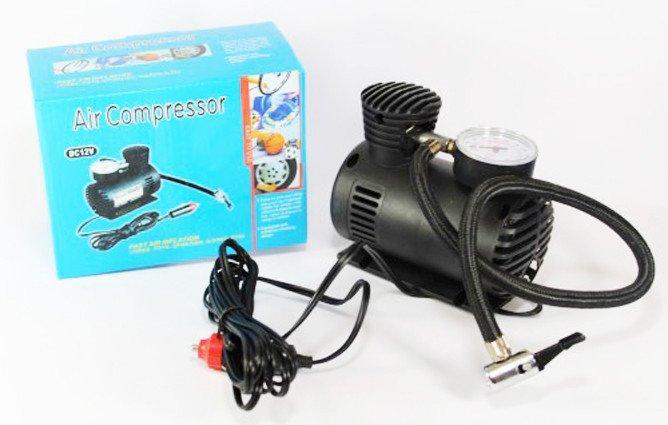 Автомобильный компрессор Air Pomp 12V Ji030 130459