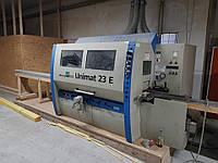 Четырехсторонний станок Weinig Unimat 23E