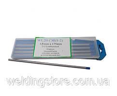 Вольфрамовый электрод WL-20 4.8 мм, 1 шт.