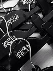 Фирменные вешалки, плечики, тремпеля с прищепками Mark & Spenser (Марк Спенсер), фото 3