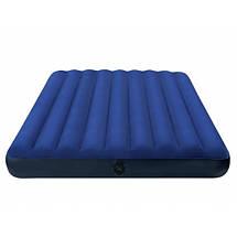 Двуспальный надувной матрас Intex 68755, фото 3