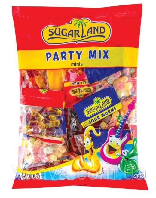 Желейные конфеты Party Mix minis SugarLand , 425 гр
