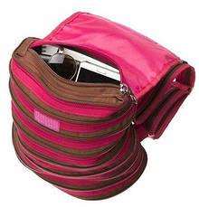 Рюкзак Zipit ZIPPER цвет Fuchsia & Deep Brown (фуксия), фото 2