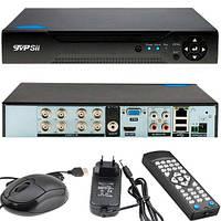 Видеорегистратор HVR NVR DVR TVPSii 6008T-LM, 1080N, 8 каналов
