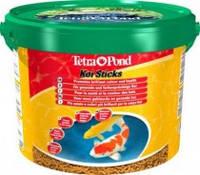 КОРМ ТЕТРА Tetra POND KOI ST. 10 L /1,5kg  плав. гранулы для карпов  Кои