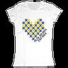 Патріотична Футболка Моя Країна Україна