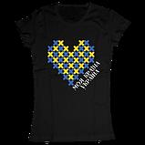 Патріотична Футболка Моя Країна Україна, фото 4