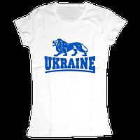 Патріотична Футболка Ukraine Lonsdale, фото 1