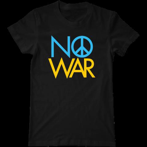Патріотична Футболка No WAR