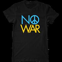 Патріотична Футболка No WAR, фото 1