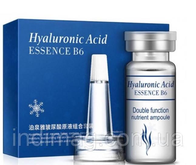 Сыворотка с гиалуроновой кислотой BIOAQUA Hyaluronic Acid Essence B6