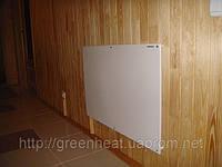 Лучистое тепло в Русской бане — «Зеленое Тепло» GH-500