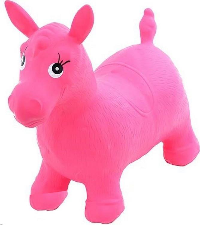 Прыгуны-лошадки MS 0001 Розовый
