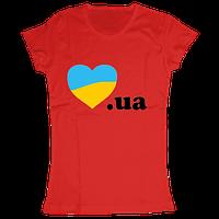 Патріотична Футболка Love UA