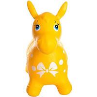 Прыгун-лошадка MS 0372 Желтый