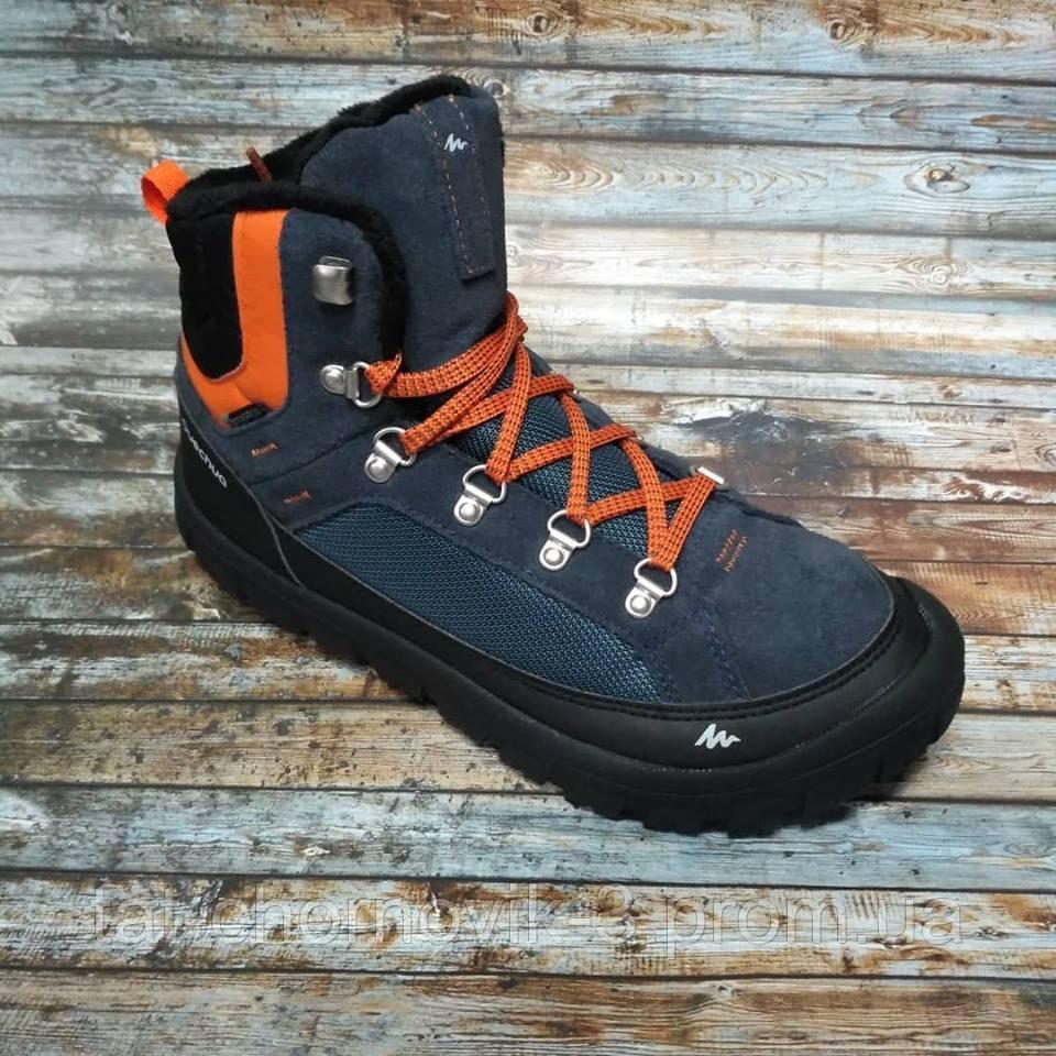 Зимние ботинки бренда QUECHUA оригинальные
