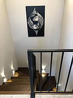 Лестница в современном стиле Лофт, Хай-тек, Минимализм, фото 1