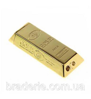 Зажигалка золотой слиток 1604