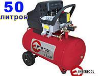 Intertool PT-0003 электрический компрессор для автосервиса