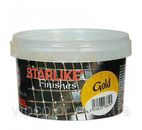 Litokol Starlike Gold декоративная добавка в базовые цвета с эффектом золота 30 г