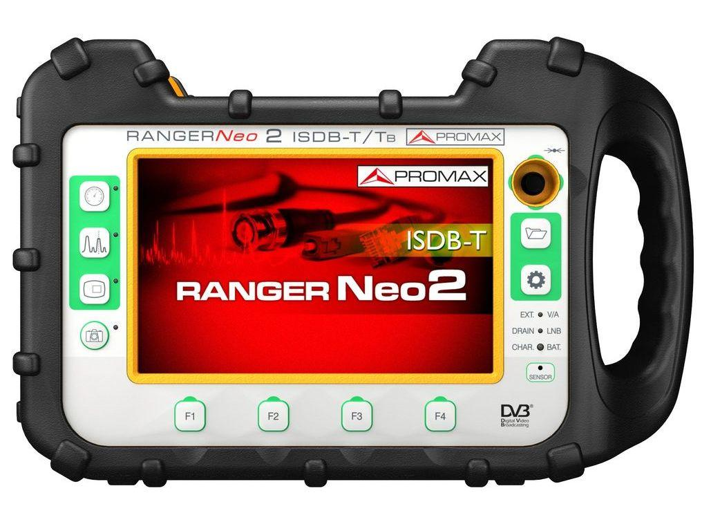 Профессиональный полевой измерительный прибор RANGER Neo 2 ISDB-T