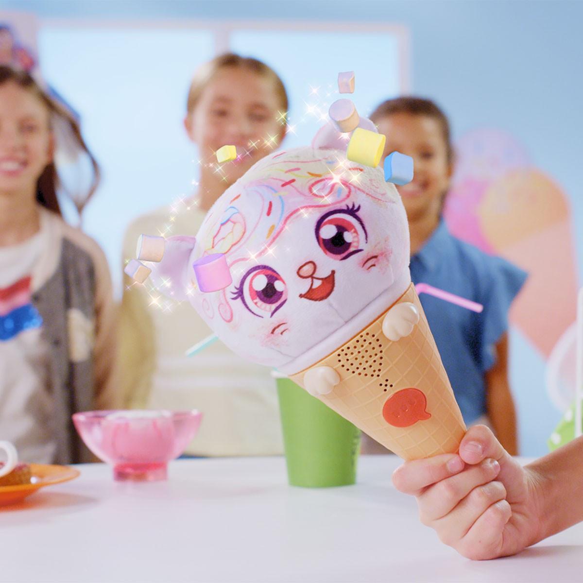 Ароматна іграшка-повторюшка Морозиво Джо Меллоу