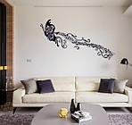 Интерьерная наклейка - Бабочка  (170х50см)  , фото 2