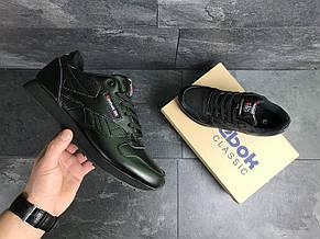 Мужские кроссовки Reebok черные, фото 3