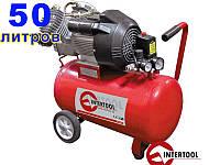 Intertool PT-0007 электрокомпрессор с коаксиальным приводом
