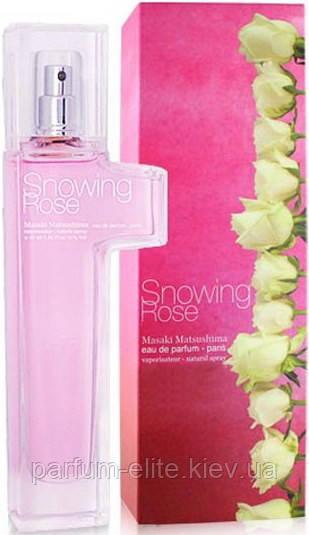 Женская парфюмированная вода Masaki Matsushima Snowing Rose 40ml