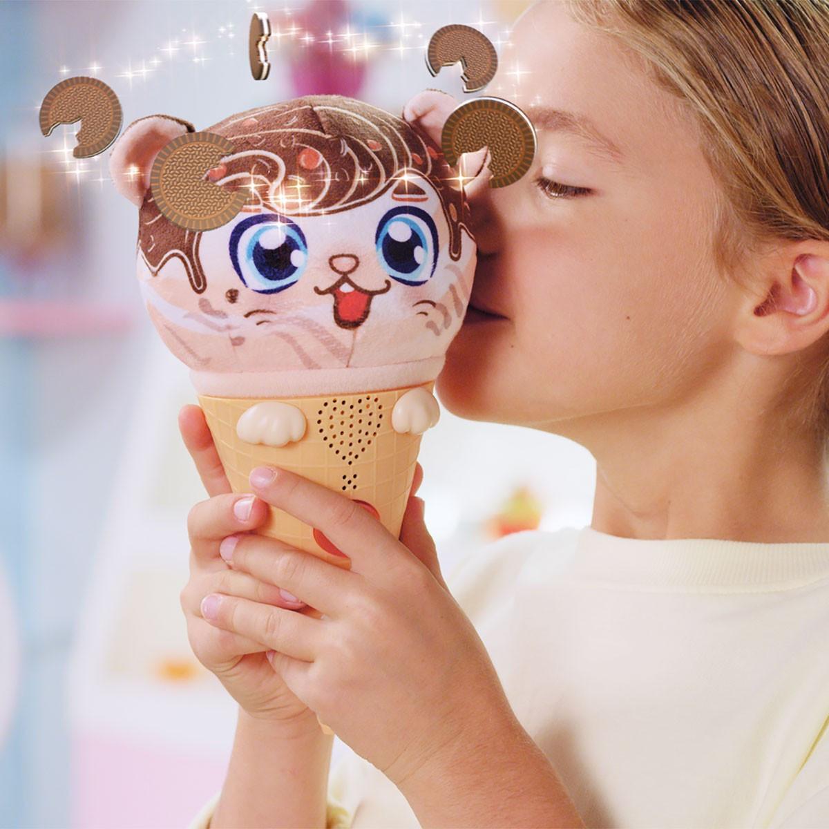 Ароматна іграшка-повторюшка Морозиво Кукі Джеф