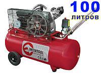 Intertool PT-0014 качественный компрессор воздуха высокого давления