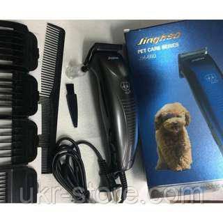 Машинка для стрижки животных Jinghao pet care series JH-660 ., фото 1