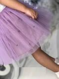 Красная   юбка ту-ту   для девочки Жемчужинки, фото 6