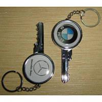 Зажигалка брелок ключ 4160