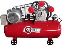 Intertool PT-0050 профессиональный поршневой компрессор