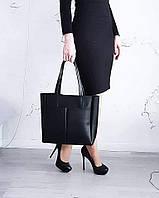Женская сумка  цвет черный арт.01083, фото 1