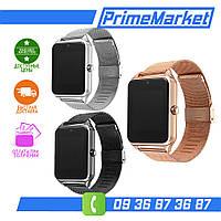 Uwatch Z60 Умные часы Smart Watch с Металлическим ремешком (Z50/GT08)