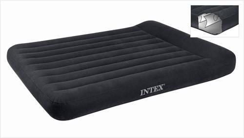 Двуспальный надувной матрас Pillow Rest Classic Intex 66770, фото 2