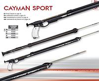 Арбалет для подводной охоты Omer Cayman sport (50 см)