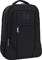 Украина Рюкзак для ноутбука Bagland Рюкзак под ноутбук 537 21 л. Чёрный (0053766), фото 1