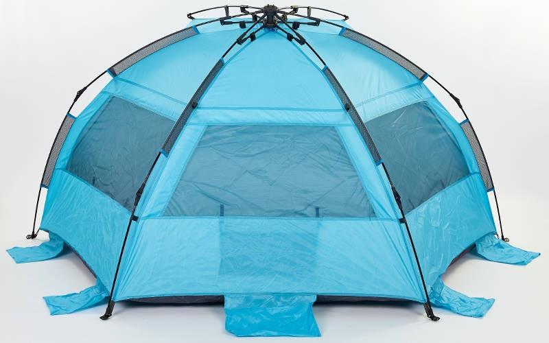 Палатка 3-х местная универсальная самораскладывающаяся SY-N001-B (225x130x130 см)