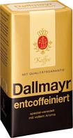 Кофе молотый  Dallmayr Prodomo Entcoffeiniert без кофеина 500 г