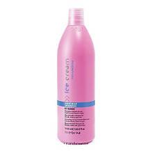 Синий шампунь против желтизны волос Inebrya Light Blue No-Yellow Shampoo 1000ml
