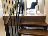 Перила, огорожі в сучасному стилі Лофт, Хай-тек, Мінімалізм, фото 2