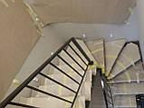 Перила, огорожі в сучасному стилі Лофт, Хай-тек, Мінімалізм, фото 5