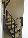 Перила, огорожі в сучасному стилі Лофт, Хай-тек, Мінімалізм, фото 7